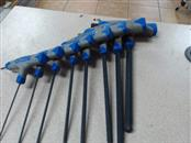GALLEN Miscellaneous Tool 8 PC T HANDLE SET